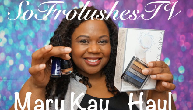 Mary Kay Haul and Runway Bold
