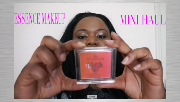 Essence Makeup Mini Haul