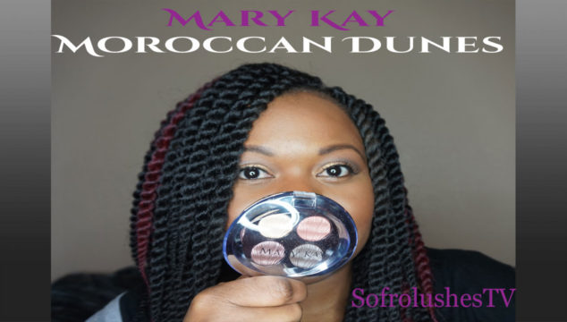 Mary Kay Moroccan Dunes Palette